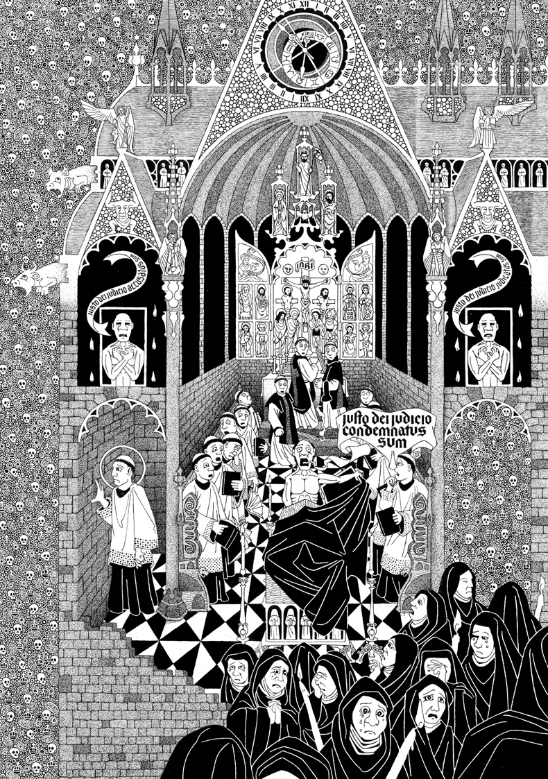 Raymund Diokres funeral