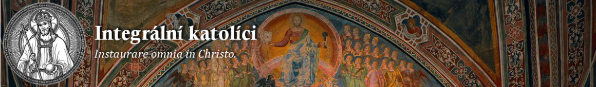 Integrální katolíci Logo