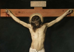 crucifixion-of-Jesus-by-diego-valazquez