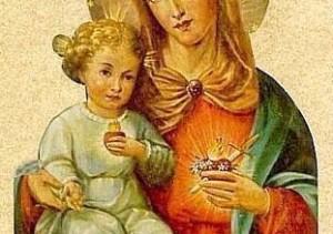 Konečné setrvání v dobrém je tak veliký dar Boží, že podle výkladu sněmu Tridentského je pouhou milostí, které dosáhnout zásluhami není nám možné. Prosme o přímluvu zvláště nejblah. Pannu Marii, prostřednici všech milostí.