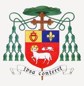 Escudo Monseñor Faure