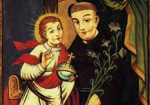 St_Anthony_of_Padua_1744_Belarusian_school