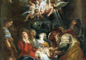 Rubens: Obřezání Páně